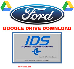 New 2019 Ford Ids V112 04 Diagnostic Software For Ford Vcm Vmware Image