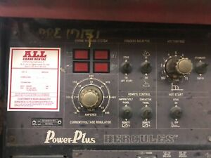 Generator Welder Used diesel Welder And Generator