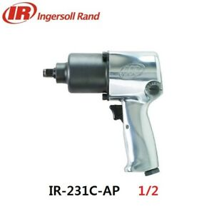 Ingersoll Rand Ir 231c ap 1 2 Air Impact Wrench 8000 Rpm 813nm Twin Hammer