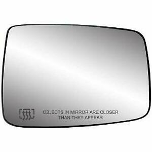 For Dodge Ram 1500 2500 09 18 Heated Power Mirror Glass Right Side 68050298aa
