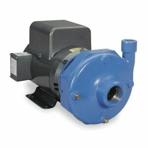 Goulds Water Technology 4bf1hbk0 Centrifugal Pump 3 Hp 208 230 460vac