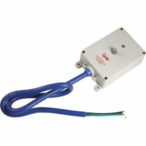 Grote 44910 Electronic Dome Switch 15a Lamp Cap