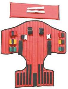 Medsource Ms ed3000 Extrication Device red