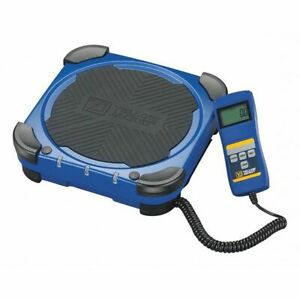 Yellow Jacket 68862 Refrigerant Charging Scale 220 Lb