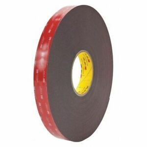3m 465 Adhesive Transfer Tape clear 19mm W pk48