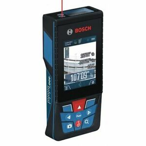 Bosch Glm 400 Cl Laser Distance Meter 395 Ft Distance lcd