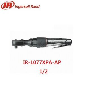 Ingersoll Rand Ir 1077xpa Ap 1 2 Drive Air Ratchet Wrench Tool 160 Rpm 68 Nm