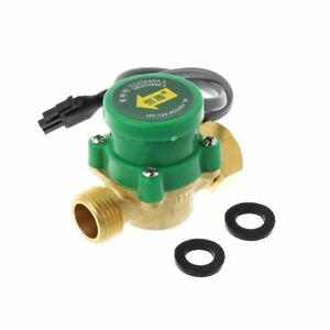 Ht 120 G1 2 1 2 Hot And Cold Water Pump Circulation Booster Flow Switch 1 5a