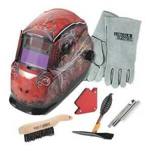 Lincoln Electric Kh961 Welding Helmet Kit for Viking tm Series