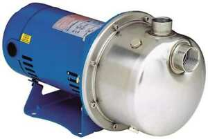 Goulds Water Technology Lb1035 Booster Pump 1hp 3ph 208 230 460v