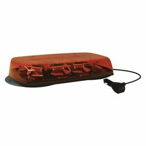 Reflex 5587a vm Mini Lightbar led amber 15 L