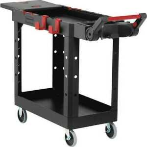 Rubbermaid 1997206 Structural Foam Utility Cart 500 Lb Capacity 17 3 4 w