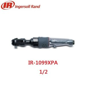 Ingersoll Rand Ir 1099xpa 1 2 Drive Air Ratchet Wrench Tool 220 Rpm 103 Nm
