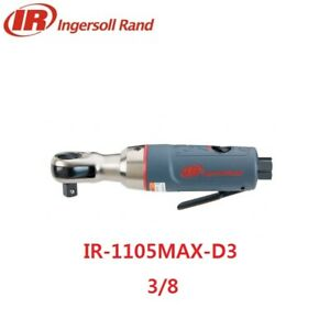 Ingersoll Rand Ir 1105max D3 3 8 Drive Air Ratchet Wrench Tool 300 Rpm 41 Nm