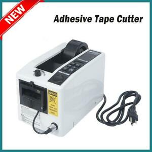 Automatic Electric Adhesive Tape Cutter 18w Tape Dispensers Cutter 110v