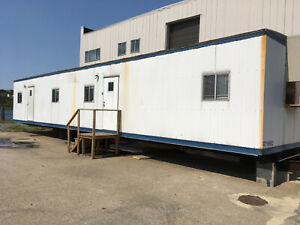 12 X 60 Construction Office Trailer