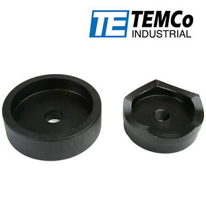 Temco 3 Conduit Punch And Die For Hydraulic Knock Out Driver M20x1 5mm