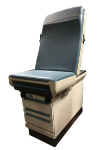 Ritter Midmark 404 Medical Patient Exam Table W Stirrups 404 005