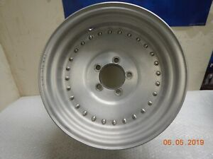 Single 15x8 5 Centerline Wheel 5 On 4 1 2 Ford Mopar Mustang Van Dodge Ton Van