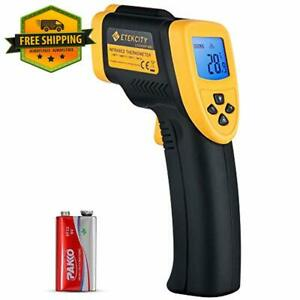 New Etekcity Lasergrip 800 Digital Infrared Thermometer Laser Temperature Gun
