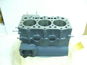 Shibaura S753 Engine Block New From Ford 1220 1310 Tc18 Cm222 Cm224