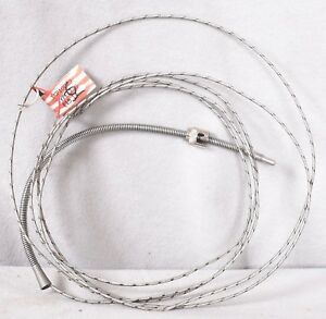 Tempco Thermocouple Probe Tcp 10020 Type J g E15 14