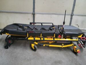 Stryker 6085 Performance Pro Xt Ambulance Cot Stretcher Gurney Guarentee