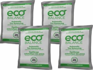4 Bags 10 Ounce Counteract Eco Tire Balancing Beads 10 Oz