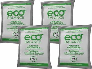 4 Bags 4 Ounce Counteract Eco Tire Balancing Beads 4 Oz