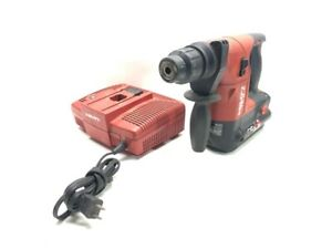 Hilti Te 6 a 36v Rotary Hammer Drill With Battery Charger cmp015645