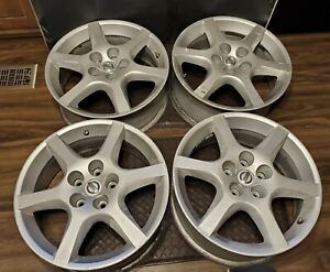 2002 2010 Nissan Altima 17 Inch Oem Rims Wheels Set Of 4