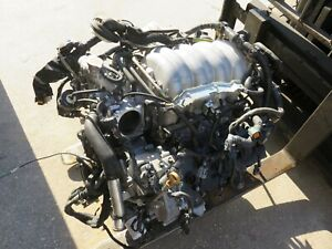 2007 Infiniti M45 Rwd Engine Motor Assembly 97k Mil Oem Warranty