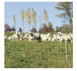 35 Electric Sheep Net Fence 8 35 6 Yellow 164 Roll