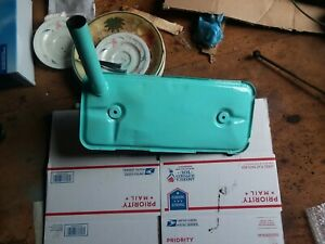 Ford Mercury Y Block Lifter Valley Cover 272 292 Engine