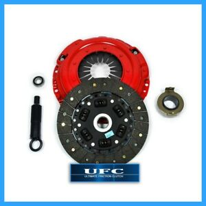Ufc Stage 2 Clutch Kit 8 88 92 Corolla Alltrac 4afe 88 89 Mr2 Supercharged 1 6l