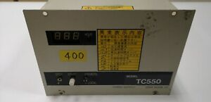 Osaka Vacuum Tc550 Turbo Pump Controller Used
