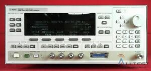 Hp Agilent 83622b 001 3844a00379 Synthesized Signal Generator 2 To 20ghz