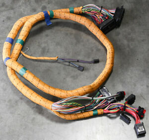 Caterpillar Tractor Wire Harness 267 7668 Cat Excavator 324d Fm 320d Fm 330d Fm