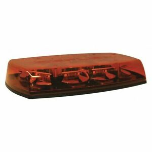 Reflex 5587a Mini Lightbar led amber 15 L