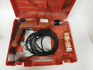 Hilti Te 2 s Corded Rotary Hammer Drill With Case