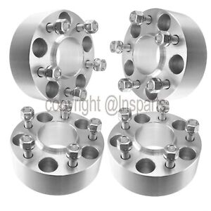 4 2 5x4 5 Hubcentric Wheel Spacers For Ford Ranger Explorer Suv Sport Trac