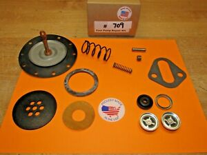 1951 To 1955 Chrysler Desoto Single Action Modern Fuel Pump Kit Made In The Usa