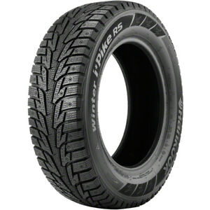 1 New Hankook Winter I pike Rs w419 P215 75r15 Tires 2157515 215 75 15