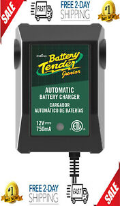 Automatic Battery Tender Junior 12v For Motorcycle Car Truck Maintainer Charger