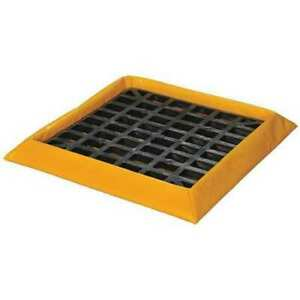 Eagle T8101g Spill Containment Berm yellow black