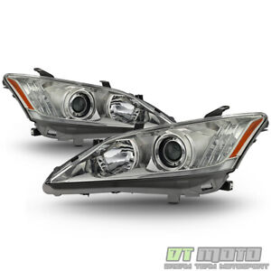 For 2010 2011 2012 Lexus Es350 Hid xenon W Afs Headlights Headlamps Left right