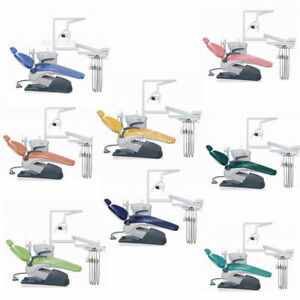 Portable Dental Delivery Unit Chair Equipment Computer Controled Different Types