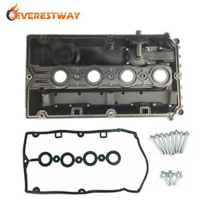 Engine Valve Cover With Gasket For Chevy Cruze Sonic Aveo Saturn Astra 55558673
