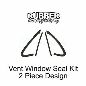 1981 1985 Chevy Gmc Truck Suburban Vent Window Seal Kit 4 Pc