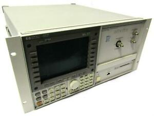 Hp 70951b Optical Spectrum Analyzer Opt 001 002 With Hp 70004a Display